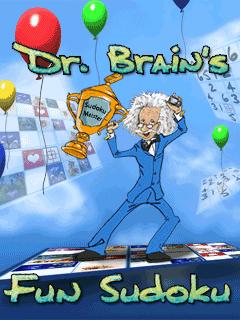 Game Dr. Brain's Fun Sudoku 320x240 jar