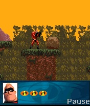 the incredibles java game download