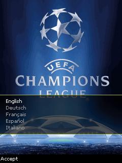 Download UEFA Champions League 2007 Nokia Games Java Game
