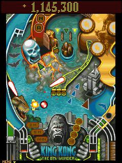������� King Kong Pinball KingKongPinball_scre