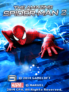Juego JAR the amazing spider man 2 asha311 ing para celular