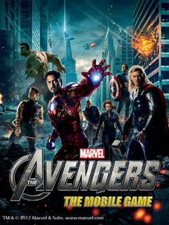 Download The Avengers - The Mobile Game 240x320 Java Game