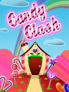 Download Candy Clash 128x160 Java Game - dedomil net