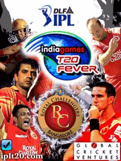 Download RCB IPL T20 Fever Nokia Games Java Game - dedomil net