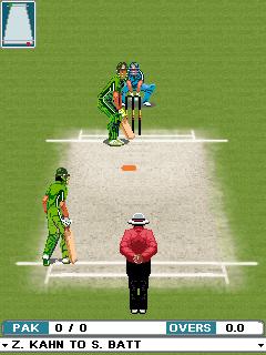 Download Ishant Sharma Cricket 09 128x160 Java Game