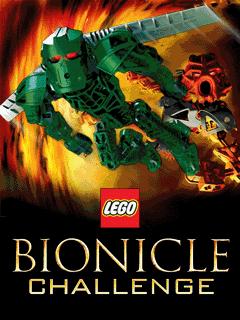 Game LEGO BIONICLE Challenge 320x240 jar