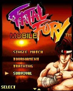 لعــبـة Fatal Fury Mobile