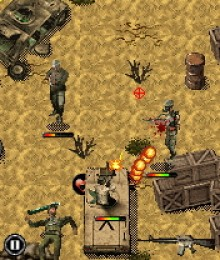J.T.F  Action Best Java game