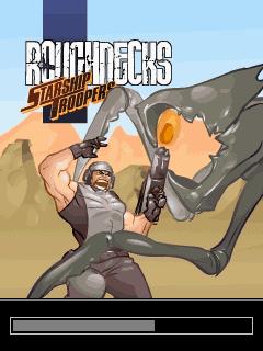 Game Starship Troopers Roughnecks 320x240 jar