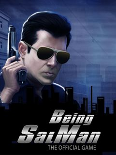 Being SalMan: The Official Game Java Game