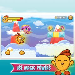 Download Adventure Story: Revenge of Chingu 128x160 Nokia
