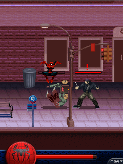 Download Spider-Man 3 128x160 Java Game - dedomil net