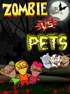 Zombie vs Pets - Screen Size 320x480.jar