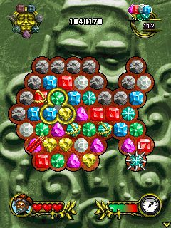 Download Nick Diamond's Jewel Towers 128x160 Java Game