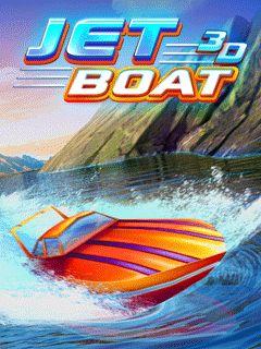Jet Boat 3D - Screen Size240x320.jar