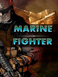 Download Marine Fighter 240x320 Nokia Games Java Game